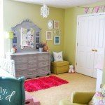the big girl room redo