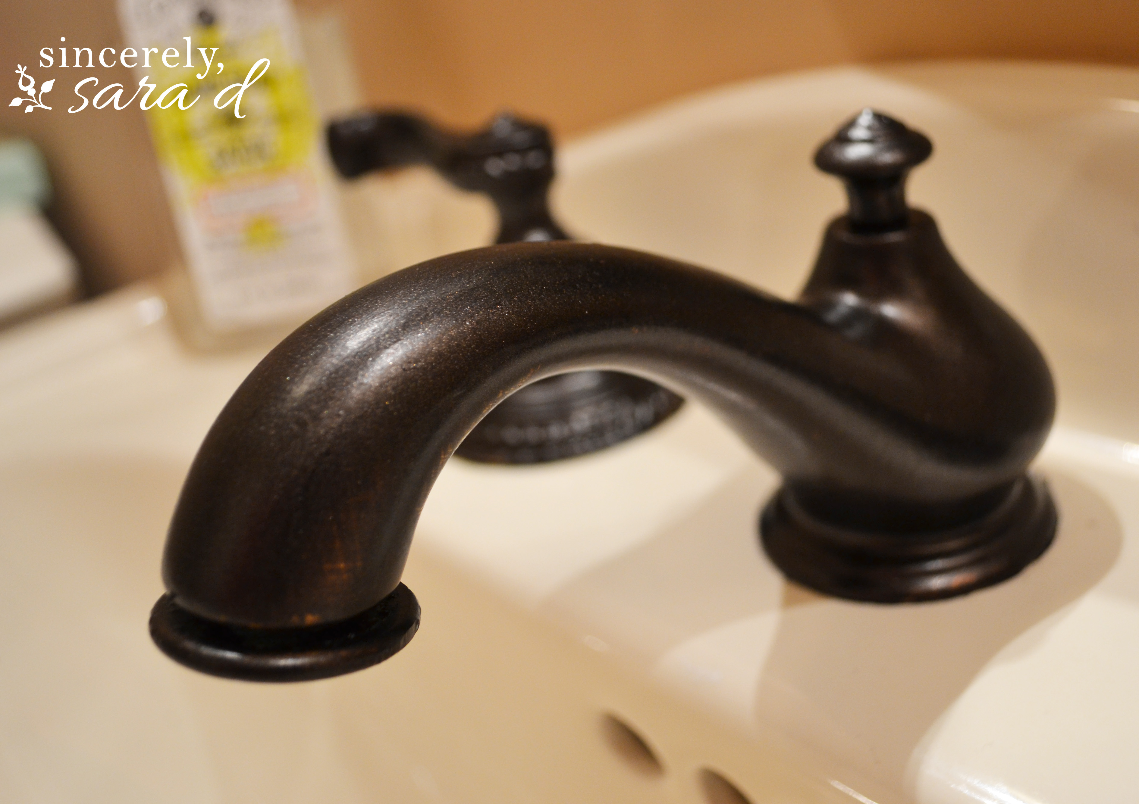 Painted Faucet Update – Over Two Years Later
