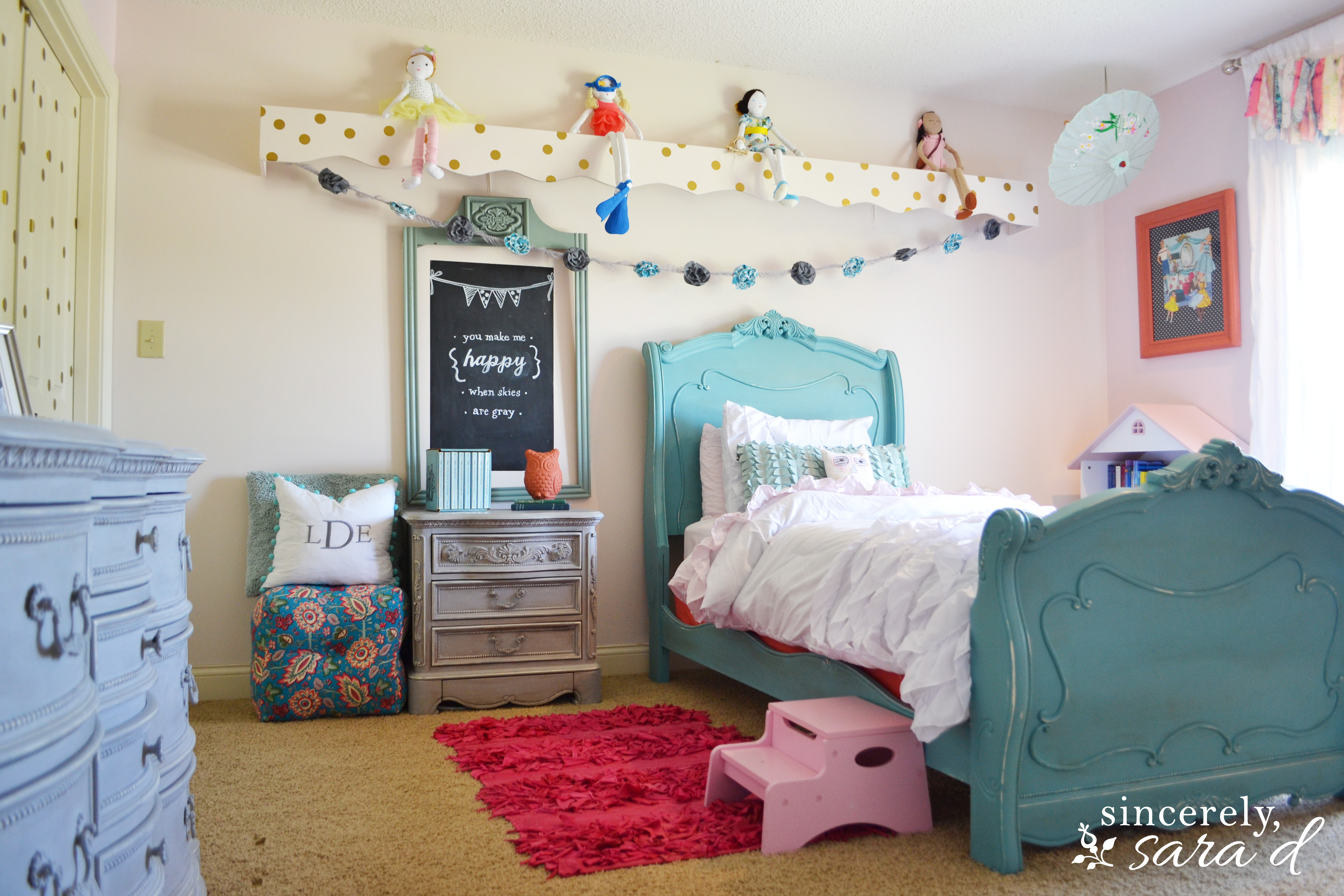 Funky Girls Room