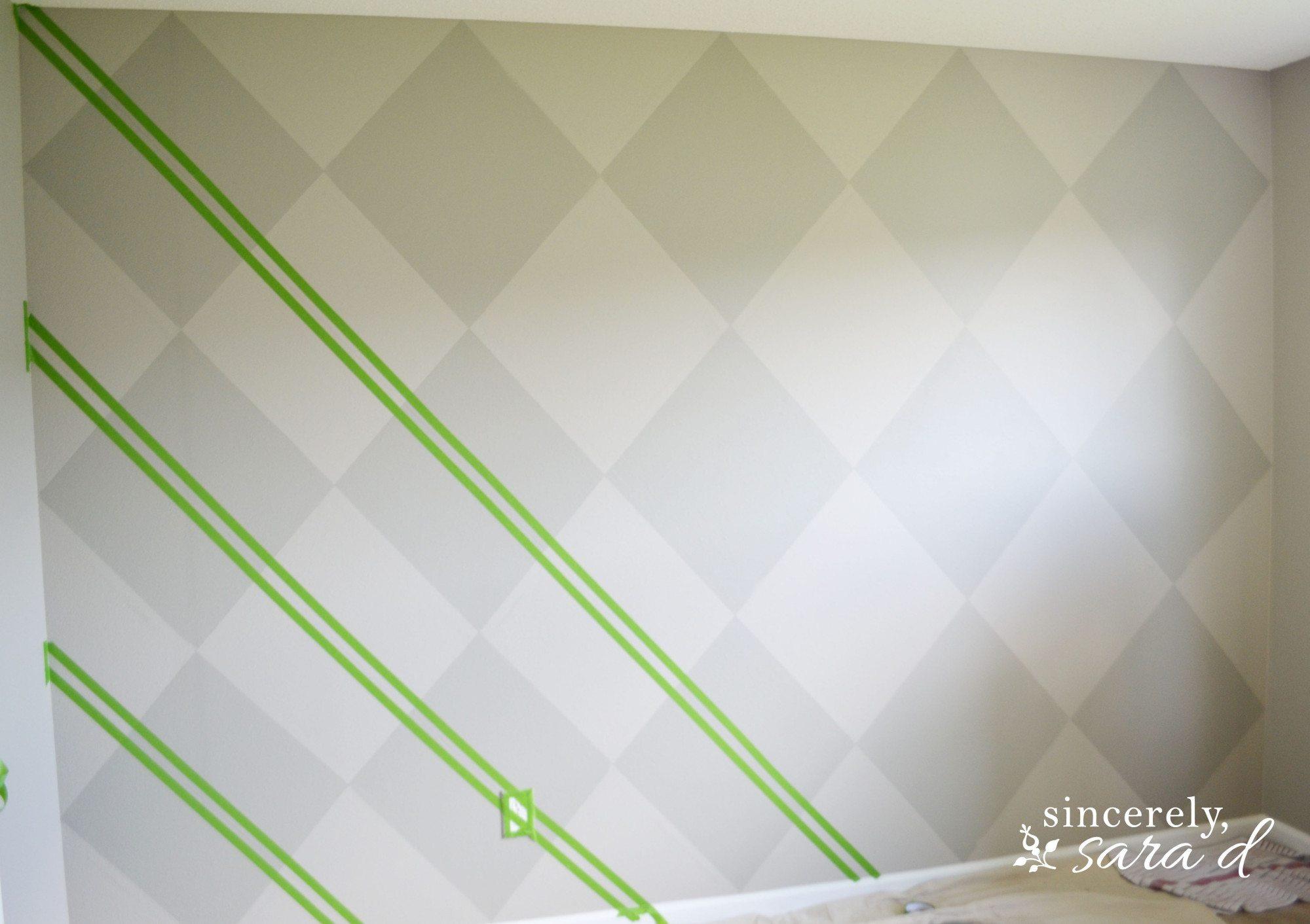 Argyle Wall 10