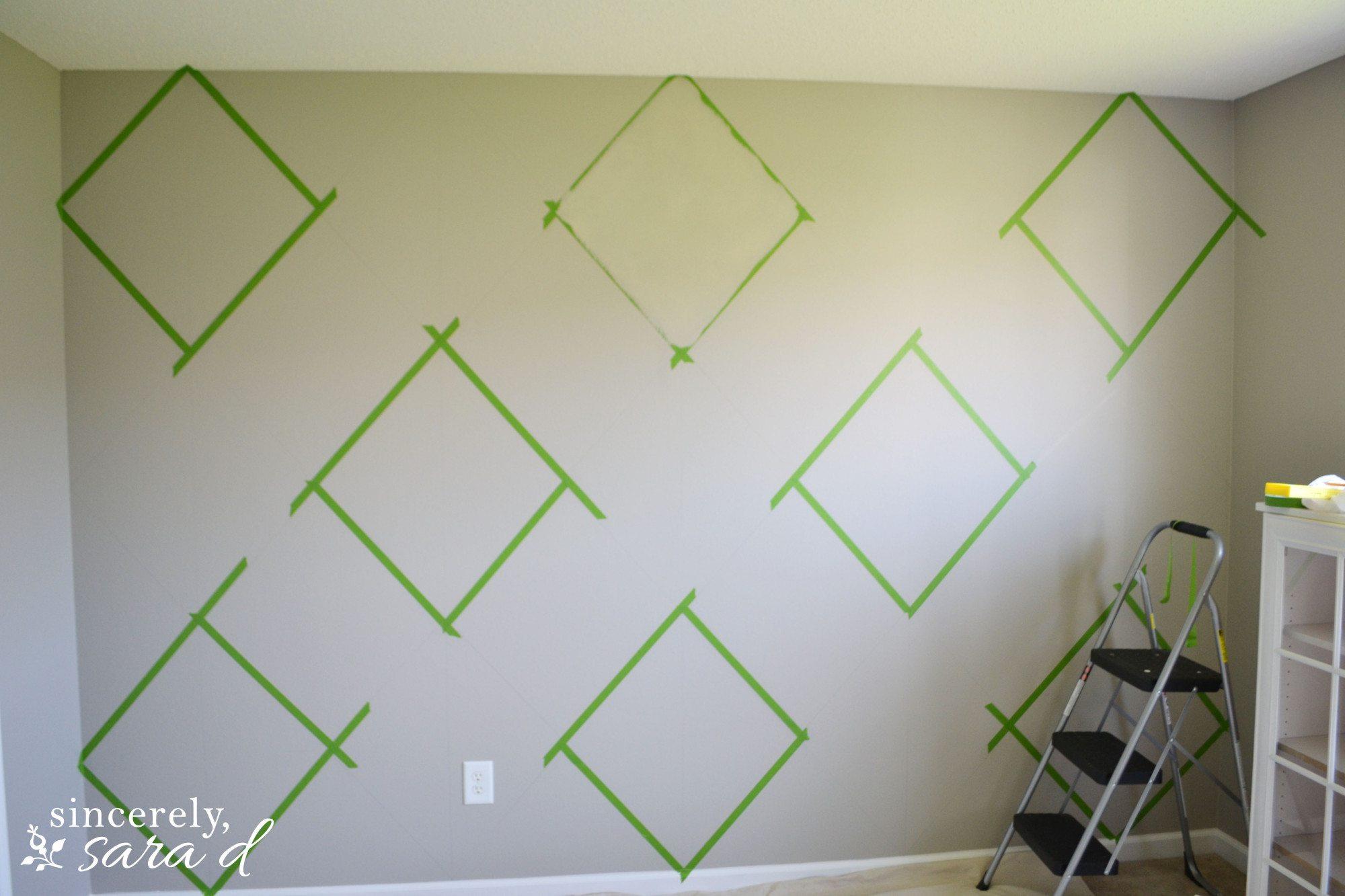 Argyle Wall 6