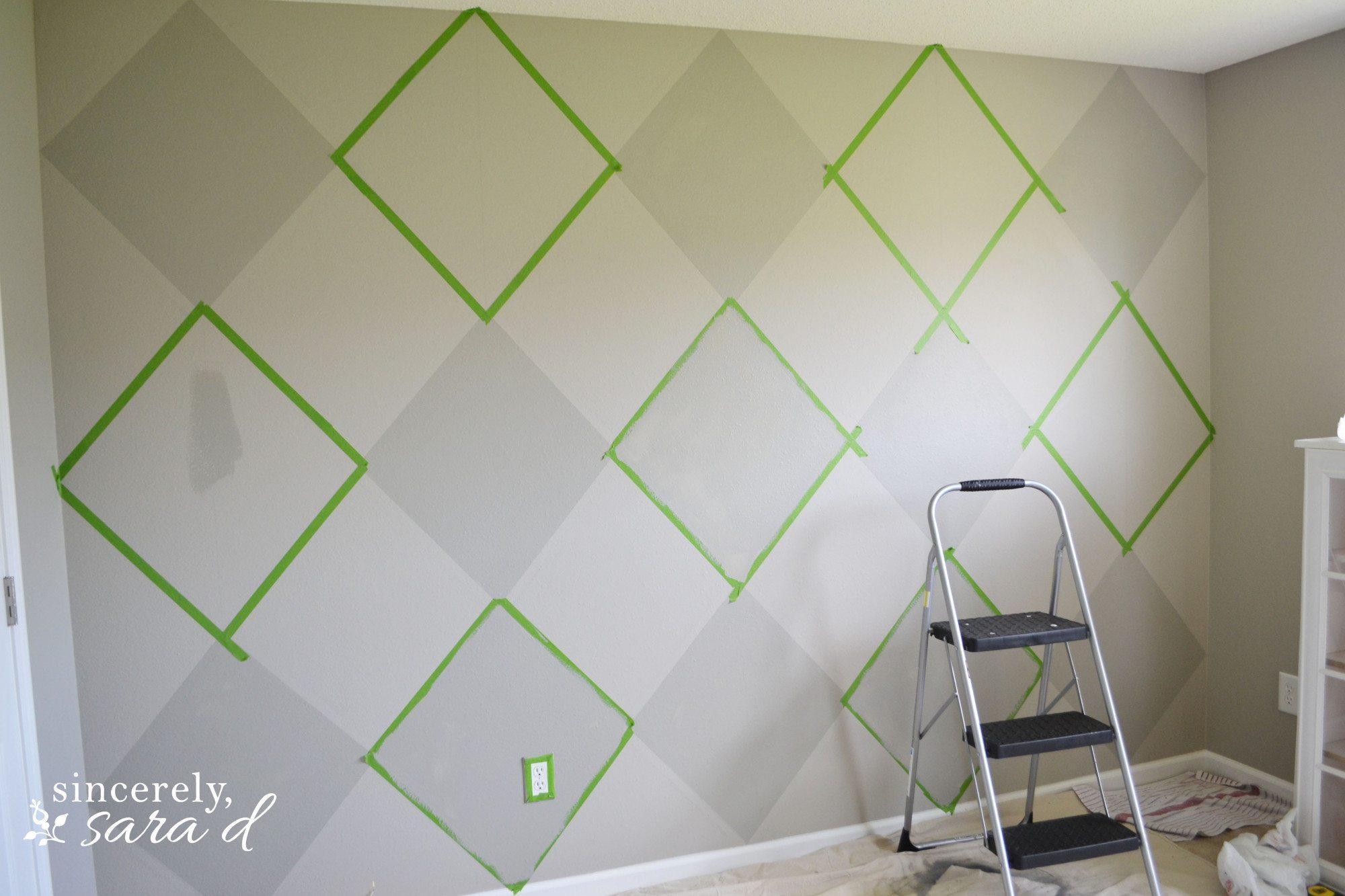 Argyle Wall 8