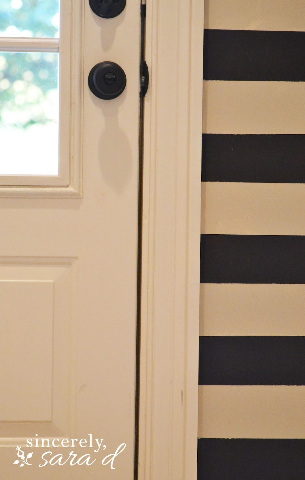 Mudroom Stripes 1