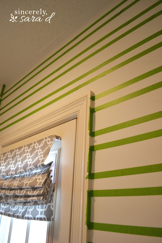Mudroom Stripes 5