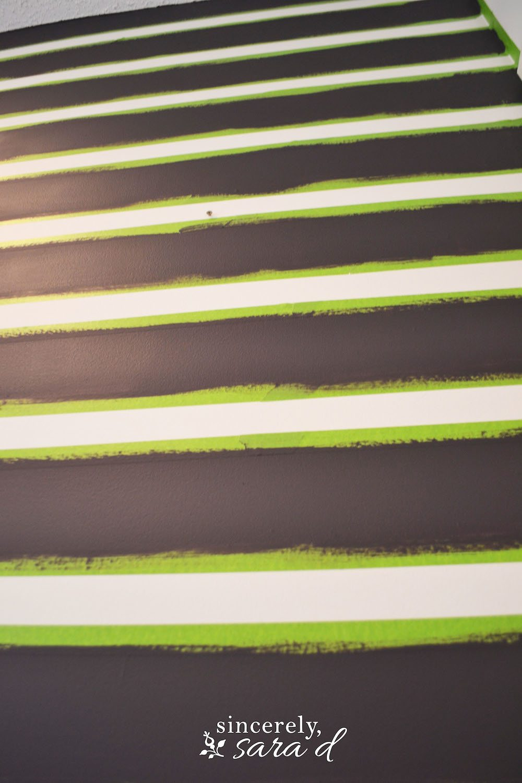 Mudroom Stripes 6