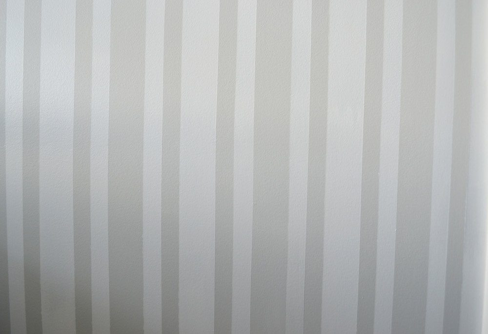 Ticking Stripes Painted