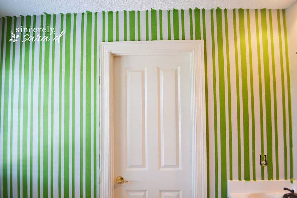 Wall Stripes 7