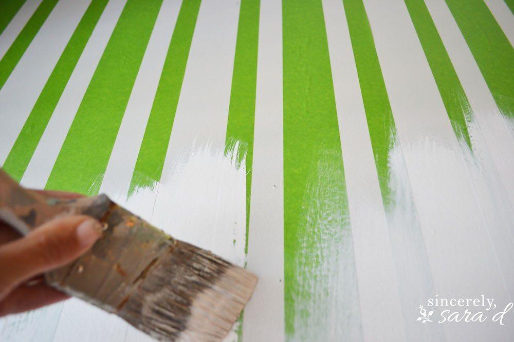 Wall Stripes 8