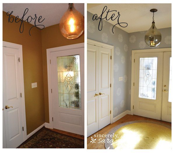 Laines Entry - B&A