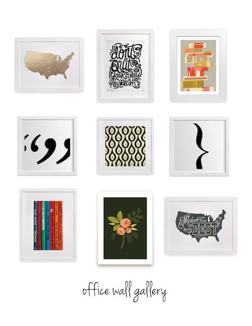 Minted Office Gallery