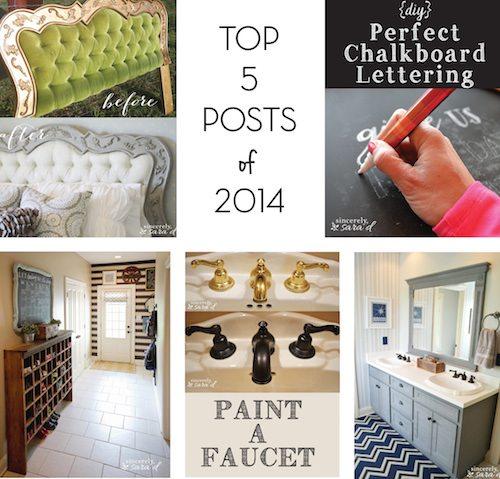Top Posts 0f 2014