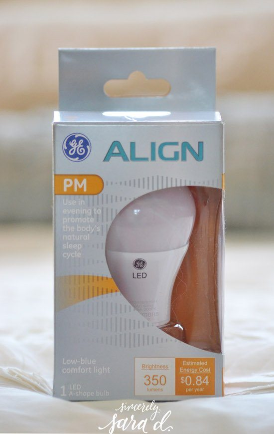 GE Align PM Bulb