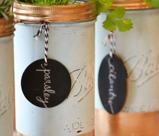 Mason Jar Transformation