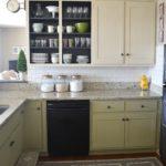 Kitchen Mini-Makeover: Subway Tile