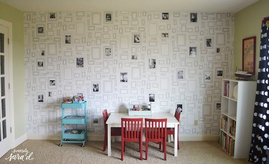 Toy Room Wallpaper