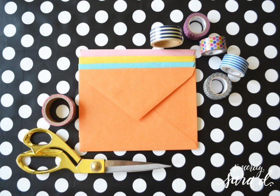 Fun And Inexpensive Ways To Decorate Envelopes Sincerely