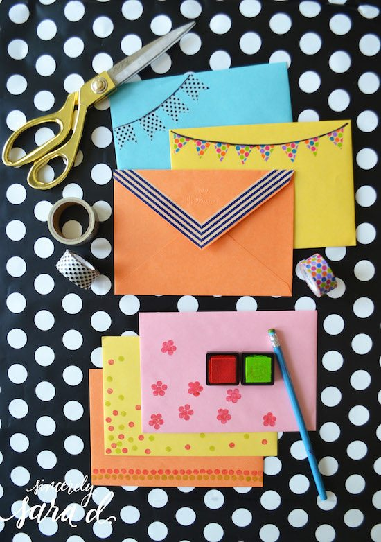Decorating-Envelopes