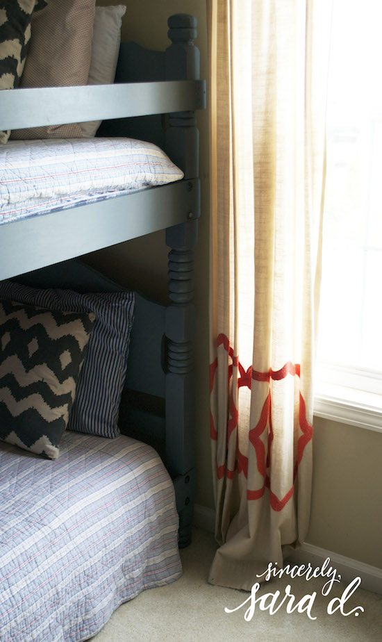 Adding window treatments