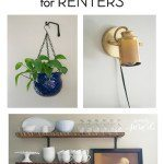 Inexpensive Decorating Tips for Renters
