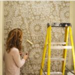 Video Tutorial: Fabric Wallpaper