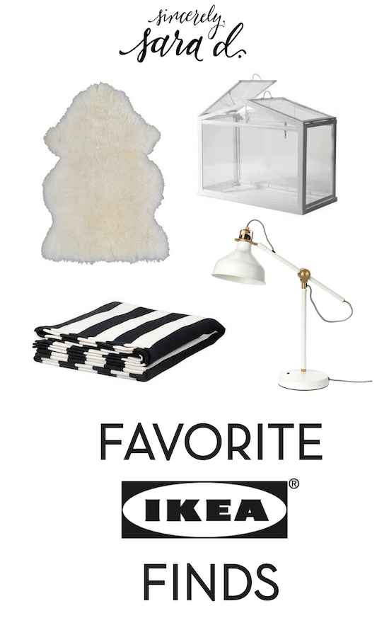 Favorite Ikea Finds