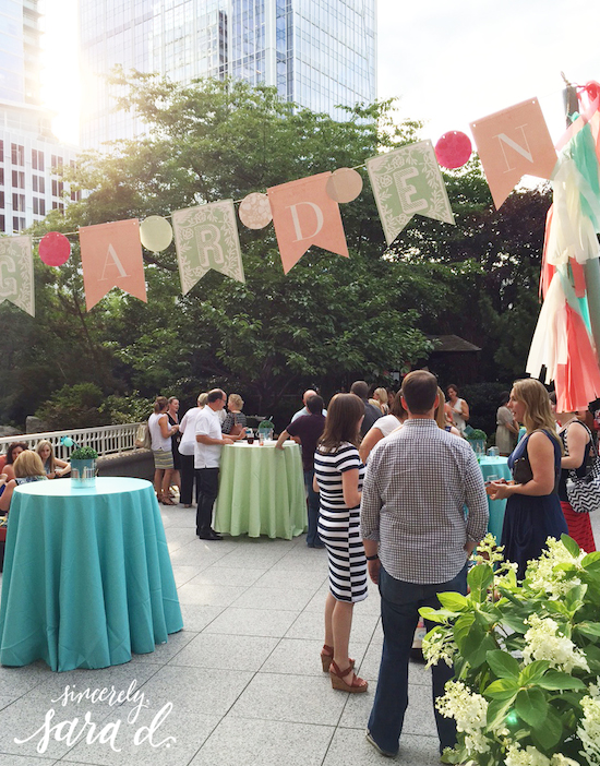 Haven Conference Reception