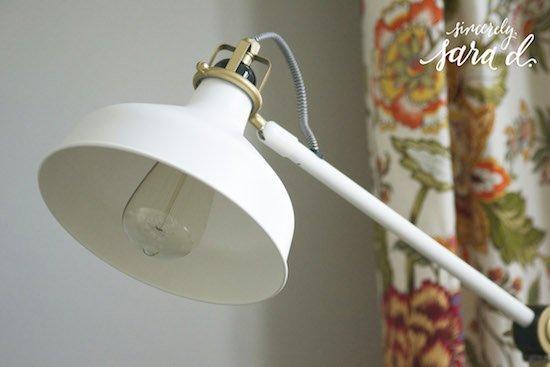 Ikea Lamp detail