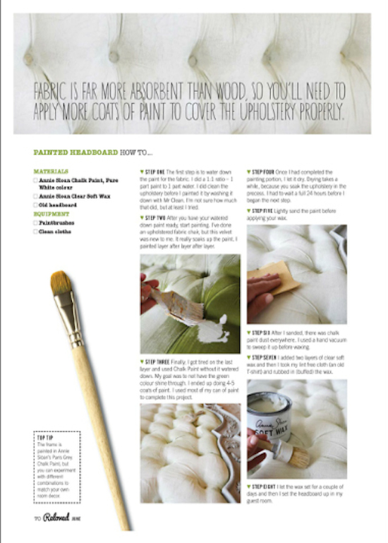 Reloved Magazine Feature*