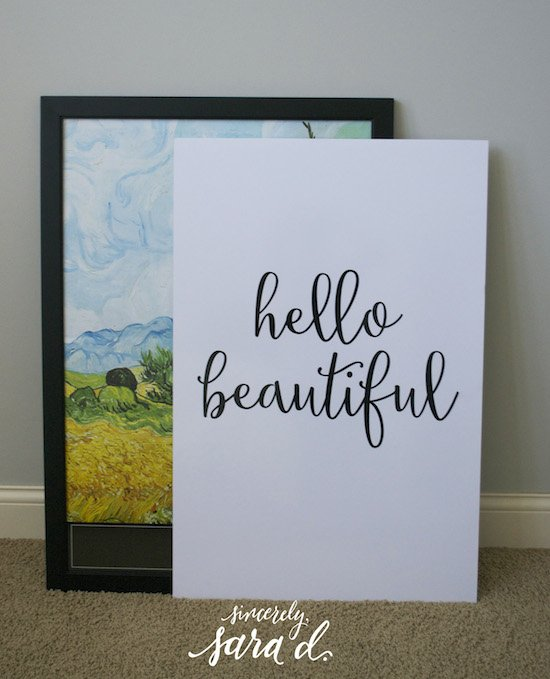 Frame & Print