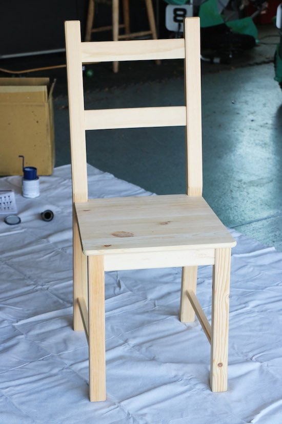Chair - BEFORE