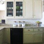 Kitchen Updates – Hardware & Seeded Glass