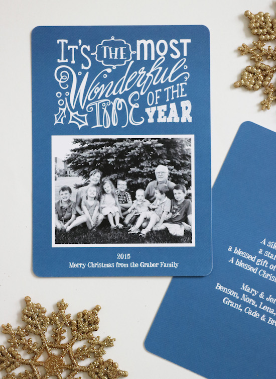Holiday Cards & Personalized Gift Ideas