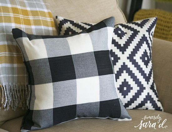 Inexpensive Fall pillows