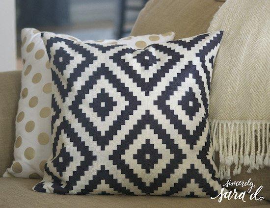 Inexpensive Pretty Pillows