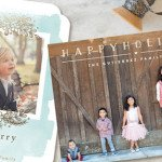 Minted Holiday Cards & Giveaway