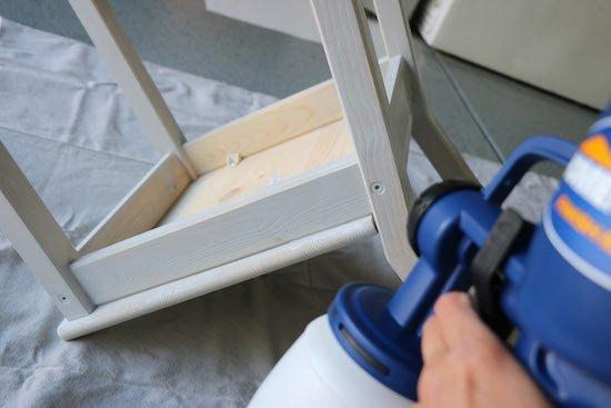 Cleaning Oil Based Primer From Homeright Paint Sprayer