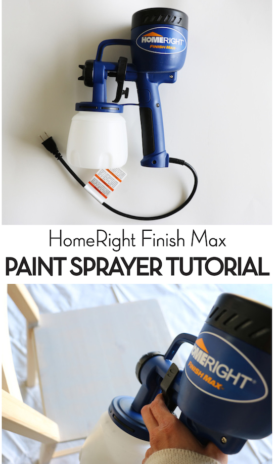 Homeright Finish Max Paint Sprayer Tutorial Sincerely Sara D