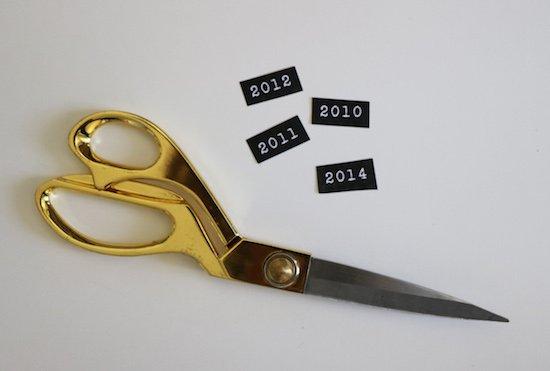 Cutting years