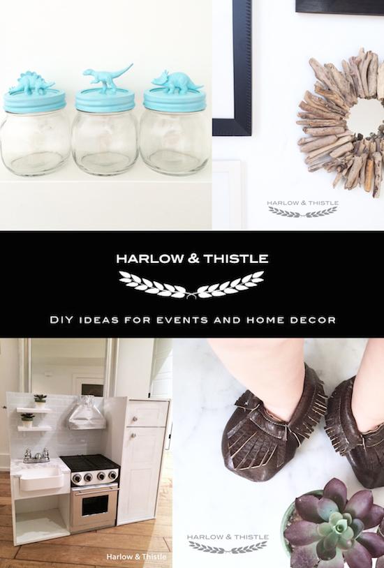 Blogger Spotlight: Harlow & Thistle