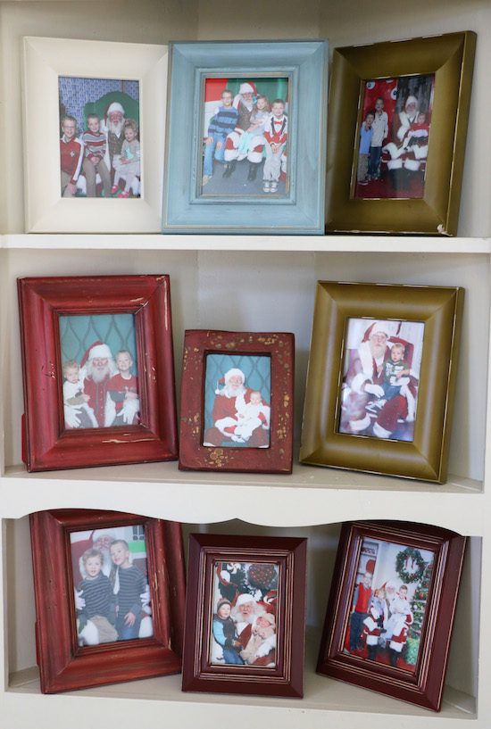 Santa Picture ideas
