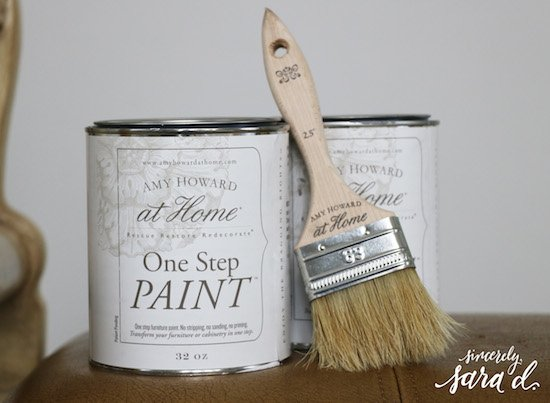 One Step Paint by Amy Howard