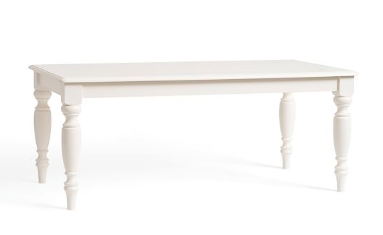 Pottery Barn Farmhouse Table