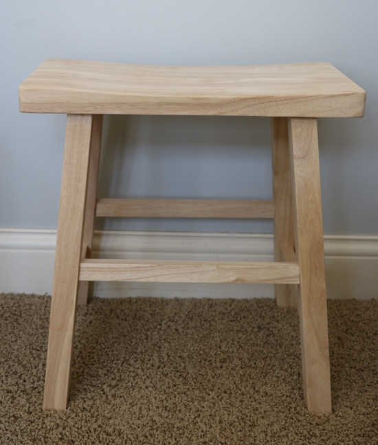 Diy Bathroom Stool Sincerely Sara D