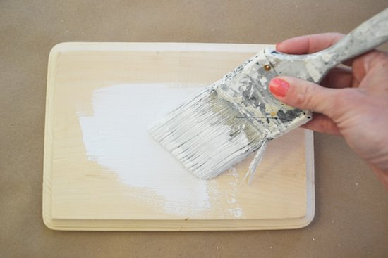 Chalk Paint Tutorial