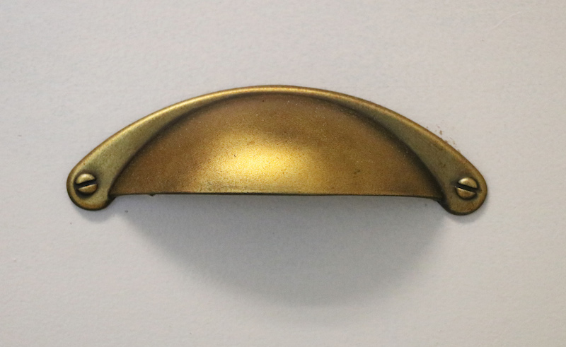 Hickory Hardware Gold Pull