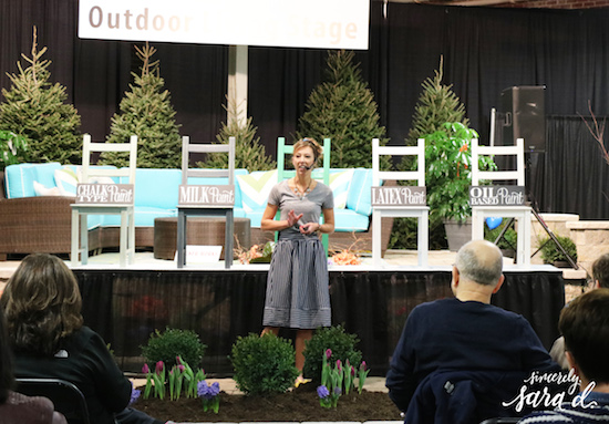Join me at the Indianapolis Home Show (and a giveaway)