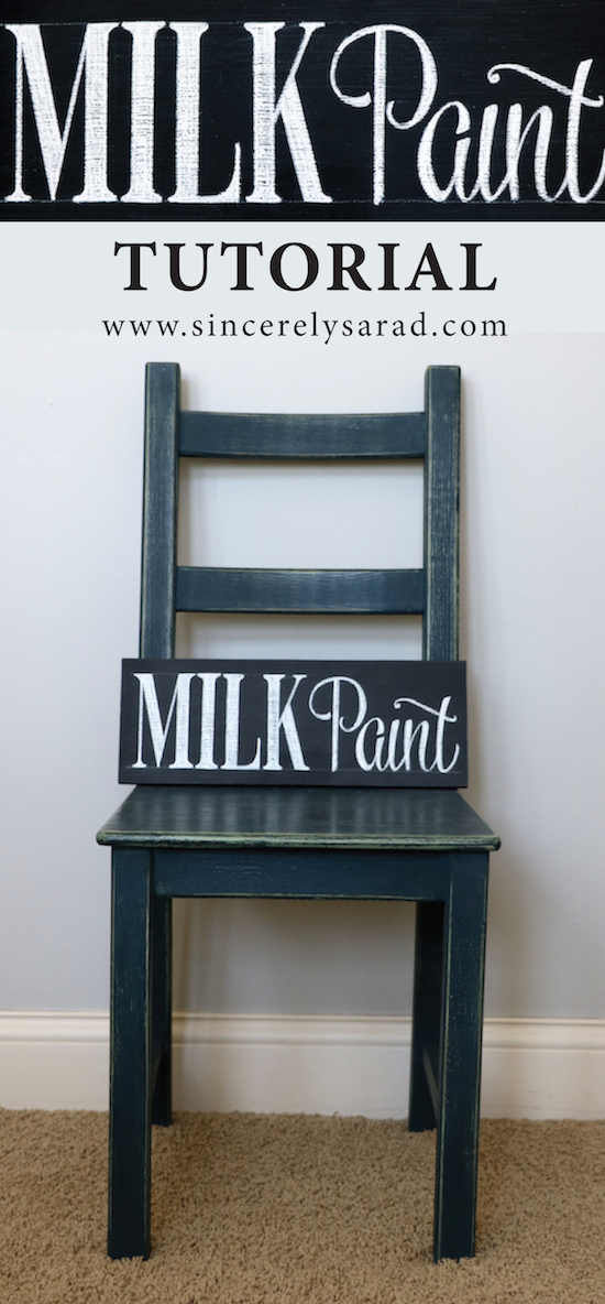 Beau Painting Furniture With Milk Paint