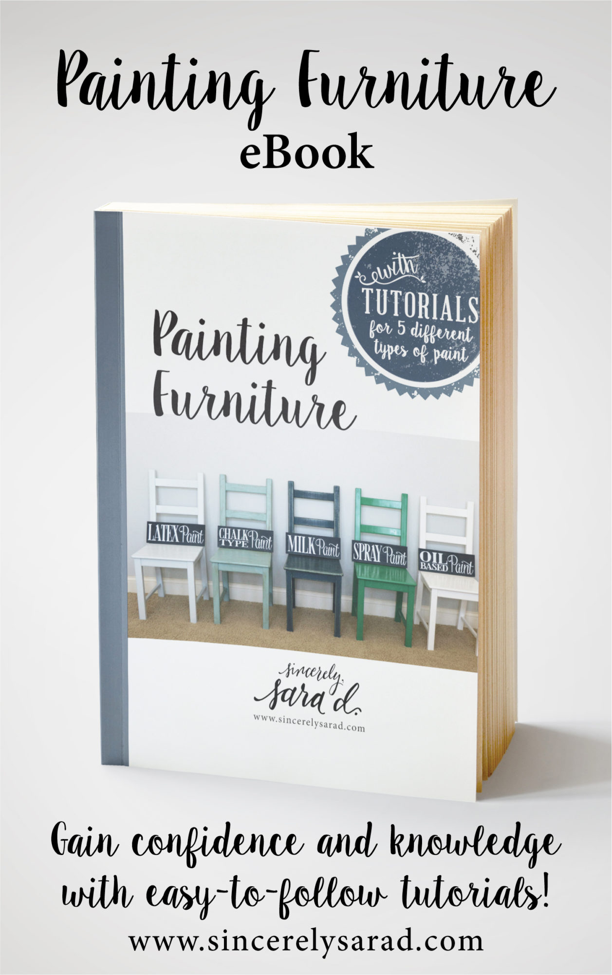 Painting Furniture eBook
