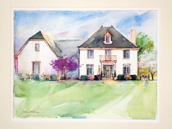 Custom Home by John Keeling