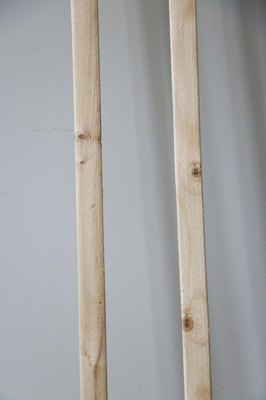 Wood for framing
